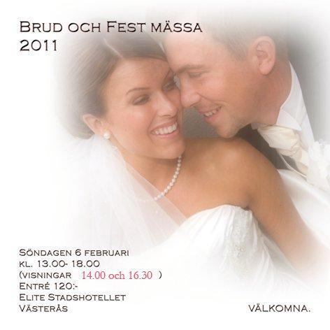Salong Unik Västerås - Brud och Fest Mässa 2011