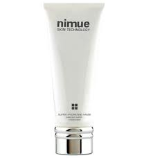 nimue superhydrating mask från salong unik