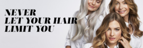 UNNA DIG HAIRTALK EXTENSIONS PÅ SALONG UNIK
